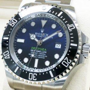 ロレックス ディープシー 126660 Dブルー