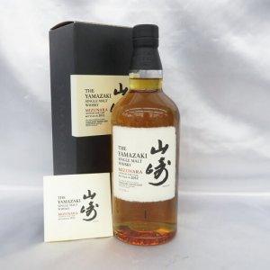 山崎 ミズナラ 2012年 箱/冊子