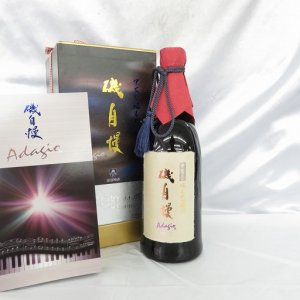 磯自慢 純米大吟醸 中取り35 Adagio 720ml 2019年 箱/冊子