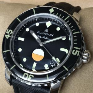ブランパン フィフティファゾムス 5008-1130-B52A
