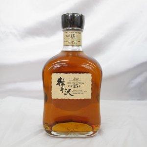 軽井沢 貯蔵15年 100%モルトウイスキー 700ml