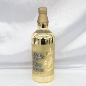 山崎 60周年記念 ゴールドボトル ピュアモルト 760ml