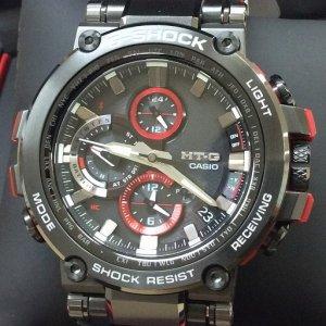CASIO G-SHOCK MTG-B1000B-1A4JF